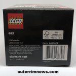 LEGO Brickheadz Captain Phasma 006