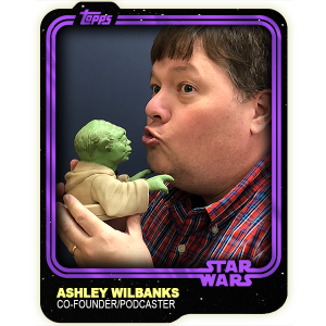 Ashley Wilbanks - Outer Rim News Co-Founder/Podcaster