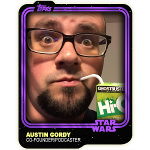 Austin Gordy - Outer Rim News Co-Founder/Podcaster