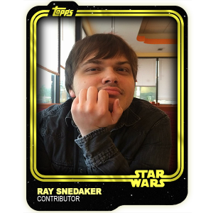 Ray Snedaker - Outer Rim News Contributor