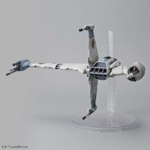 Star Wars B-Wing Starfighter 1:72 Scale Plastic Model Kit