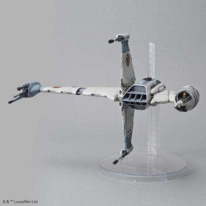 Star Wars B-Wing Starfighter 1:72 Scale Plastic Model Kit
