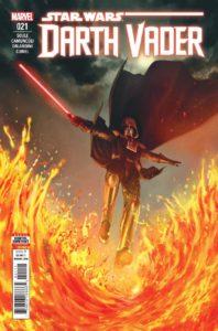 Darth Vader 21 Cover