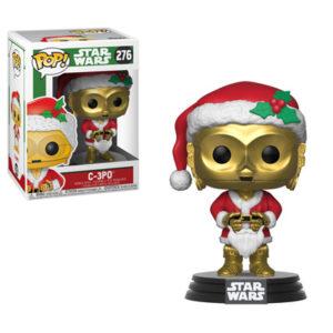 Pop! Star Wars Holiday C-3PO
