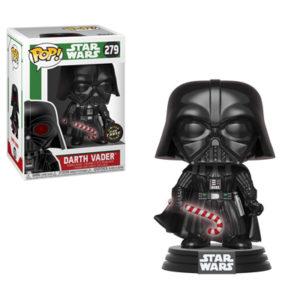 Pop! Star Wars Holiday Darth Vader