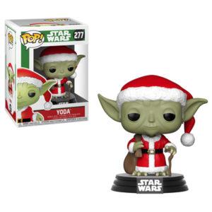 Pop! Star Wars Holiday Yoda