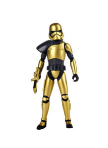 STAR WARS: RESISTANCE 3.75-INCH COMMANDER PYRE Figure