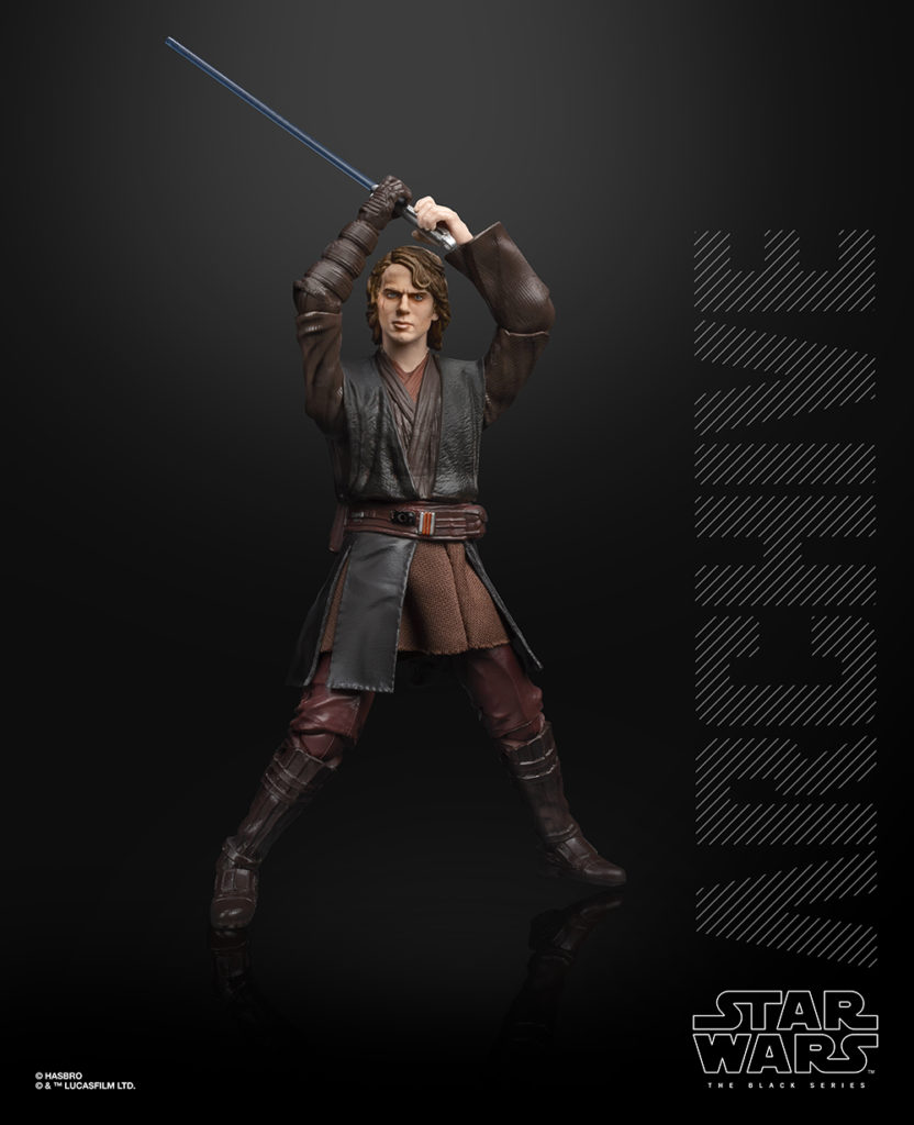 The Black Series Archive Collection Anakin Skywalker