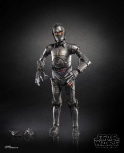 Star Wars: The Black Series 6-inch 000 Figure
