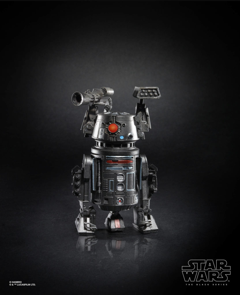 Star Wars: The Black Series 6-inch BT-1 Figure