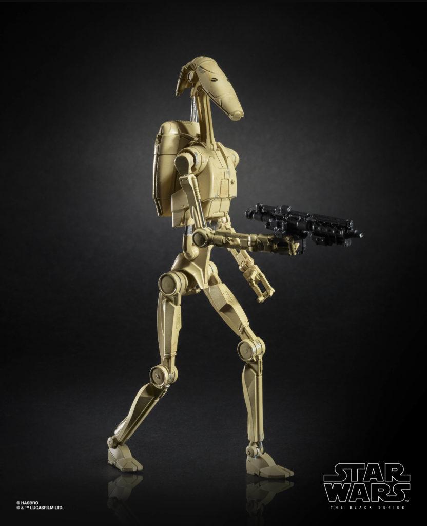 Star Wars: The Black Series 6-inch Battle Droid Figure