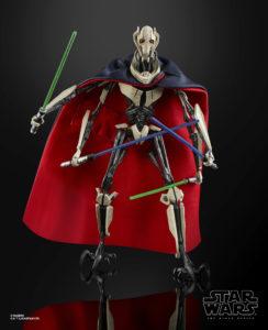 Star Wars: The Black Series 6-inch General Grievous Figure