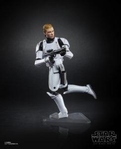 Star Wars: The Black Series 6-inch Luke Skywalker (Stormtrooper Disguise) Figure
