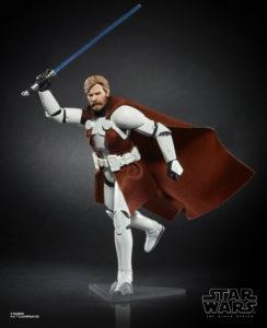 Star Wars: The Black Series 6-inch Obi-Wan Kenobi (Clone Trooper Armor) Figure