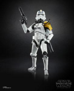 Star Wars: The Black Series 6-inch Rocket Trooper Figure