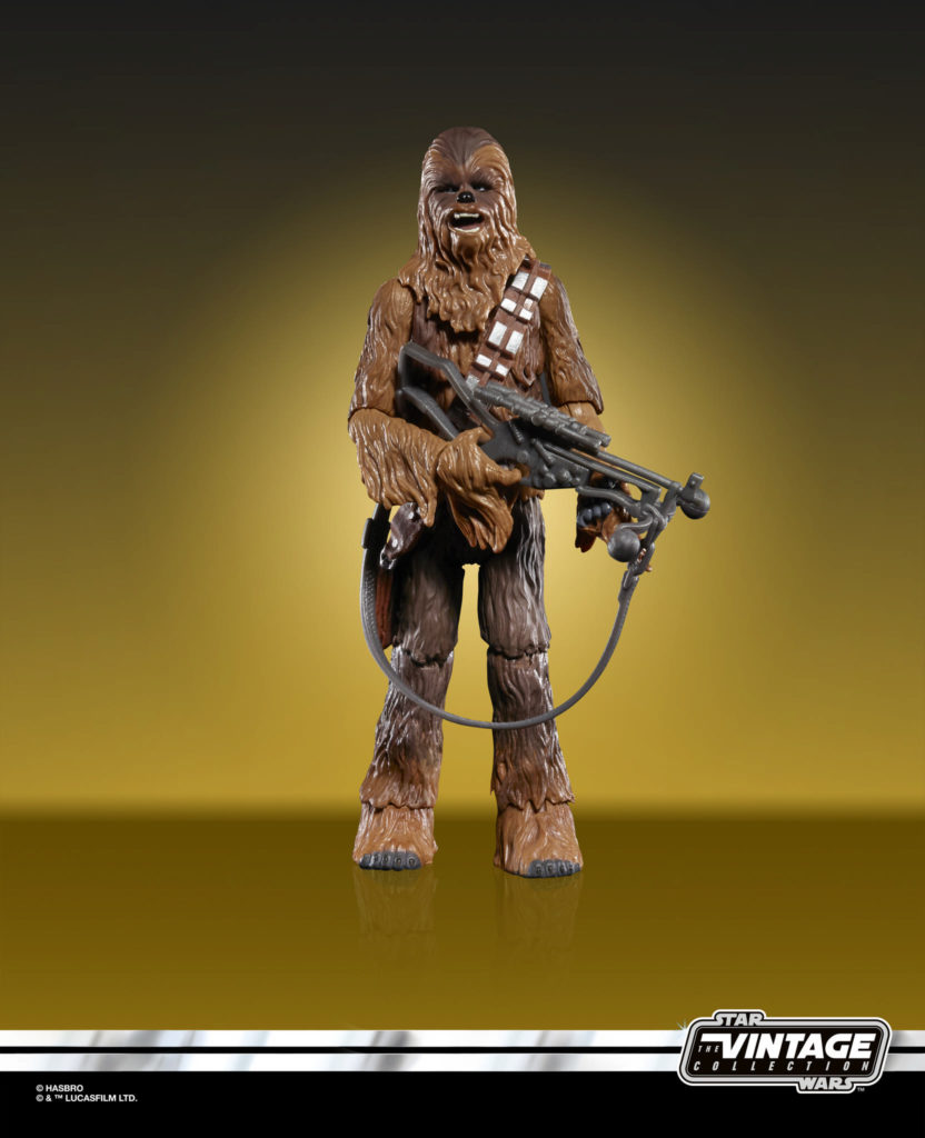 Star Wars: The Vintage Collection Chewbacca Figure