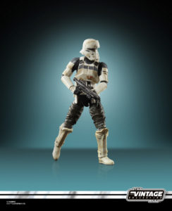 Star Wars: The Vintage Collection Imperial Assault Tank Commander Figure