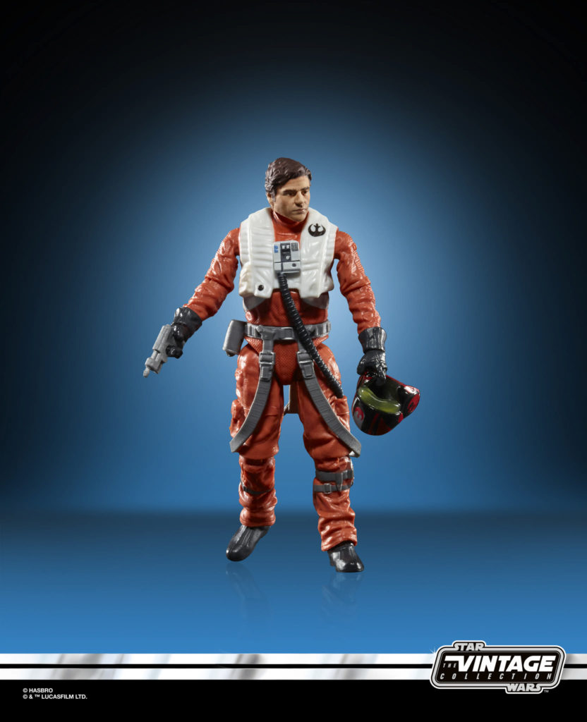 Star Wars: The Vintage Collection Poe Dameron Figure