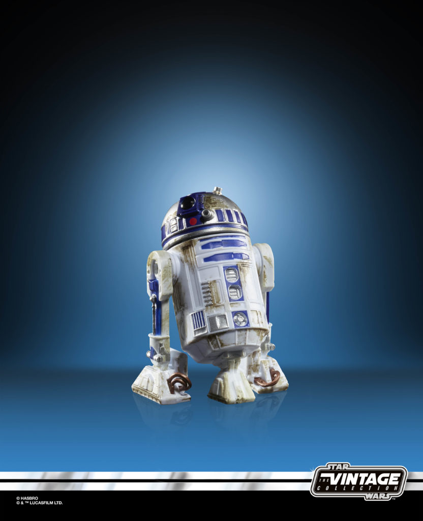 Star Wars: The Vintage Collection R2D2 Figure