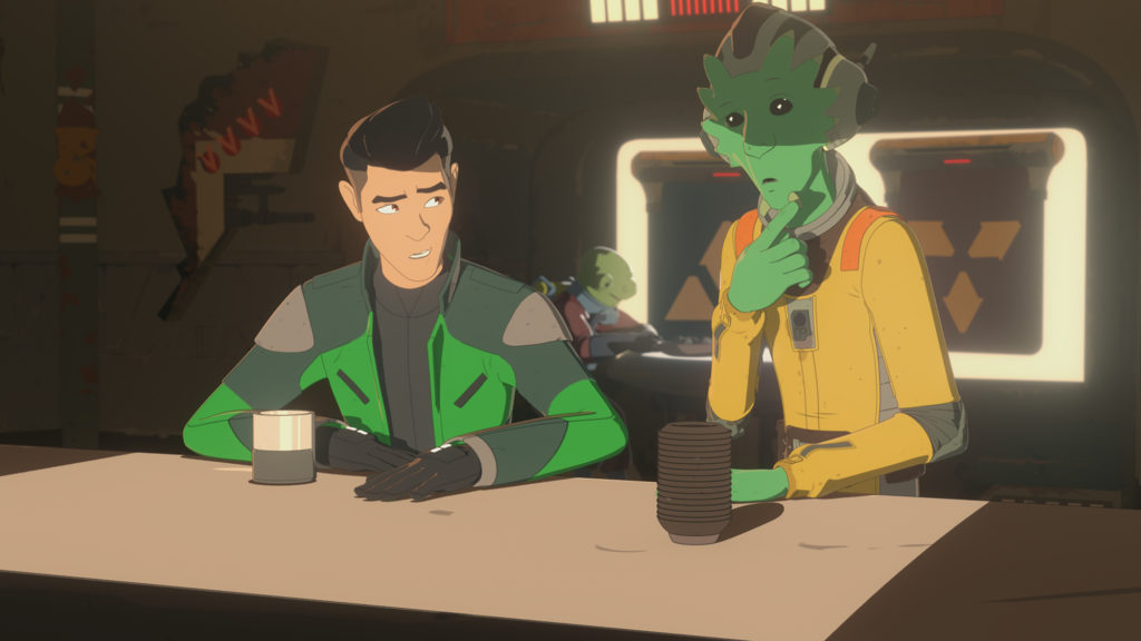 Star Wars Resistance - The Children of Tehar