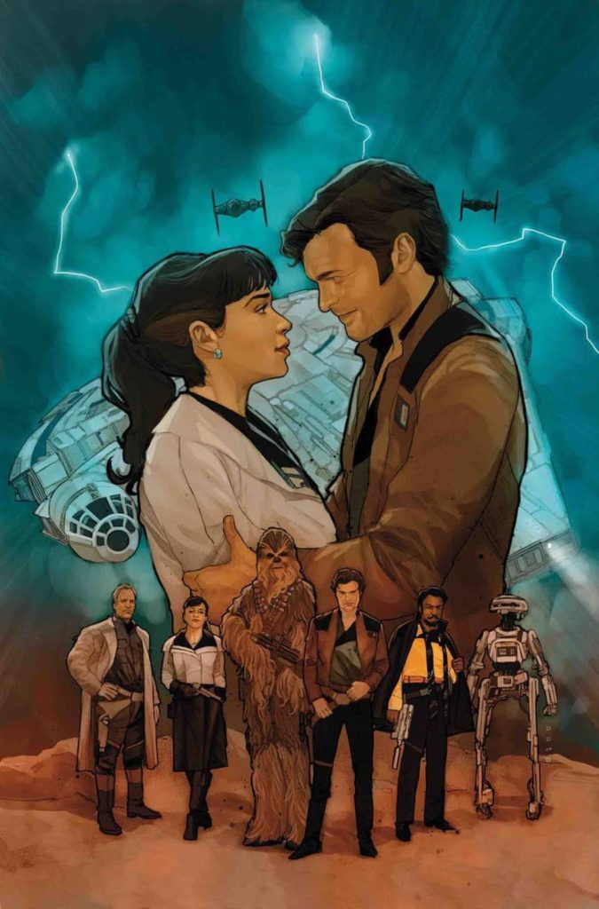 SOLO: A STAR WARS STORY ADAPTATION #4 (of 7)