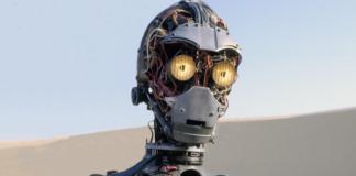 C-3PO from The Phantom Menace
