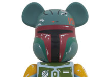 First Appearance Boba Fett 1000% Be@rbrick