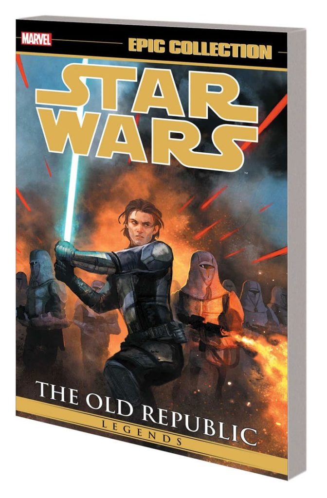 STAR WARS LEGENDS EPIC COLLECTION: THE OLD REPUBLIC VOL. 3 TPB
