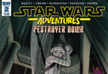 Star Wars Adventures: Destroyer Down 2 Cover