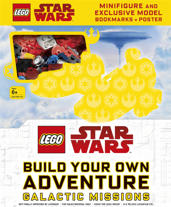LEGO Star Wars Build Your Own Adventure Galactic Missions