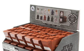 Disney's Blind Bag Droid Box