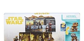Solo: A Star Wars Story Force Link 2.0 Kessel Mine Escape Walmart Exclusive Playset