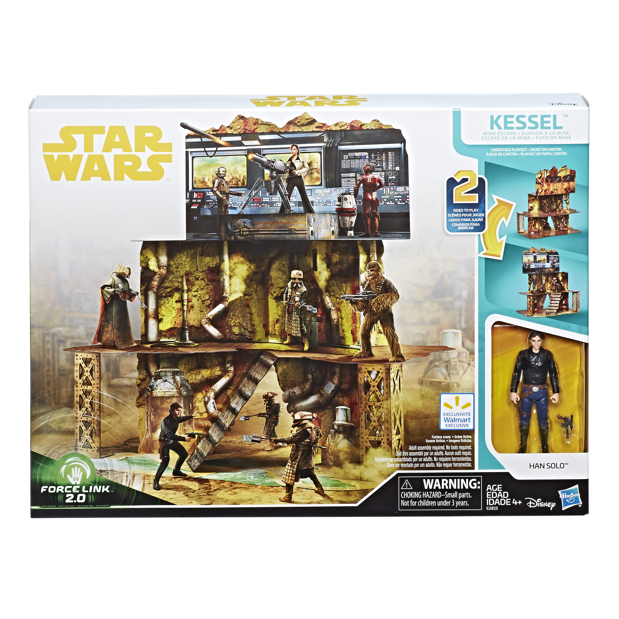 New Kessel Escape Playset Coming From Hasbro Outer Rim News