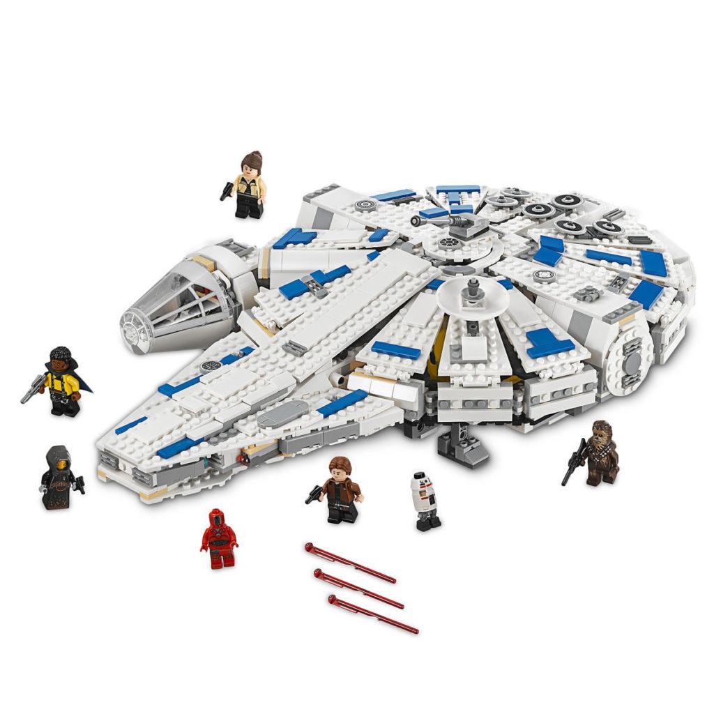 LEGO Kessel RunMillennium Falcon