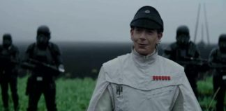 Orson Krennic in Rogue One