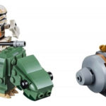 Escape Pod vs. Dewback Microfighters
