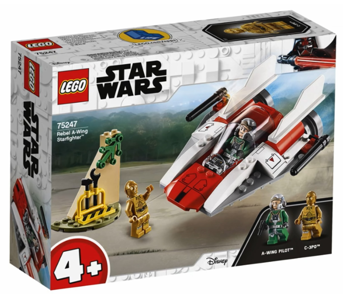 new lego star wars 2019 sets revealed outer rim news. Black Bedroom Furniture Sets. Home Design Ideas