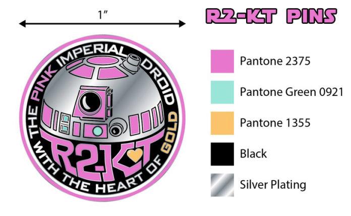 R2-KT pin