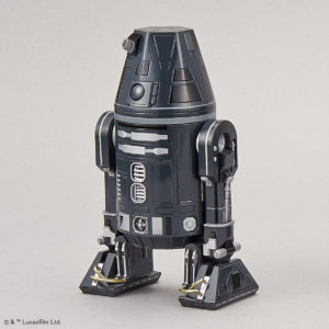 R4-I9 1:12 Scale Model Kit