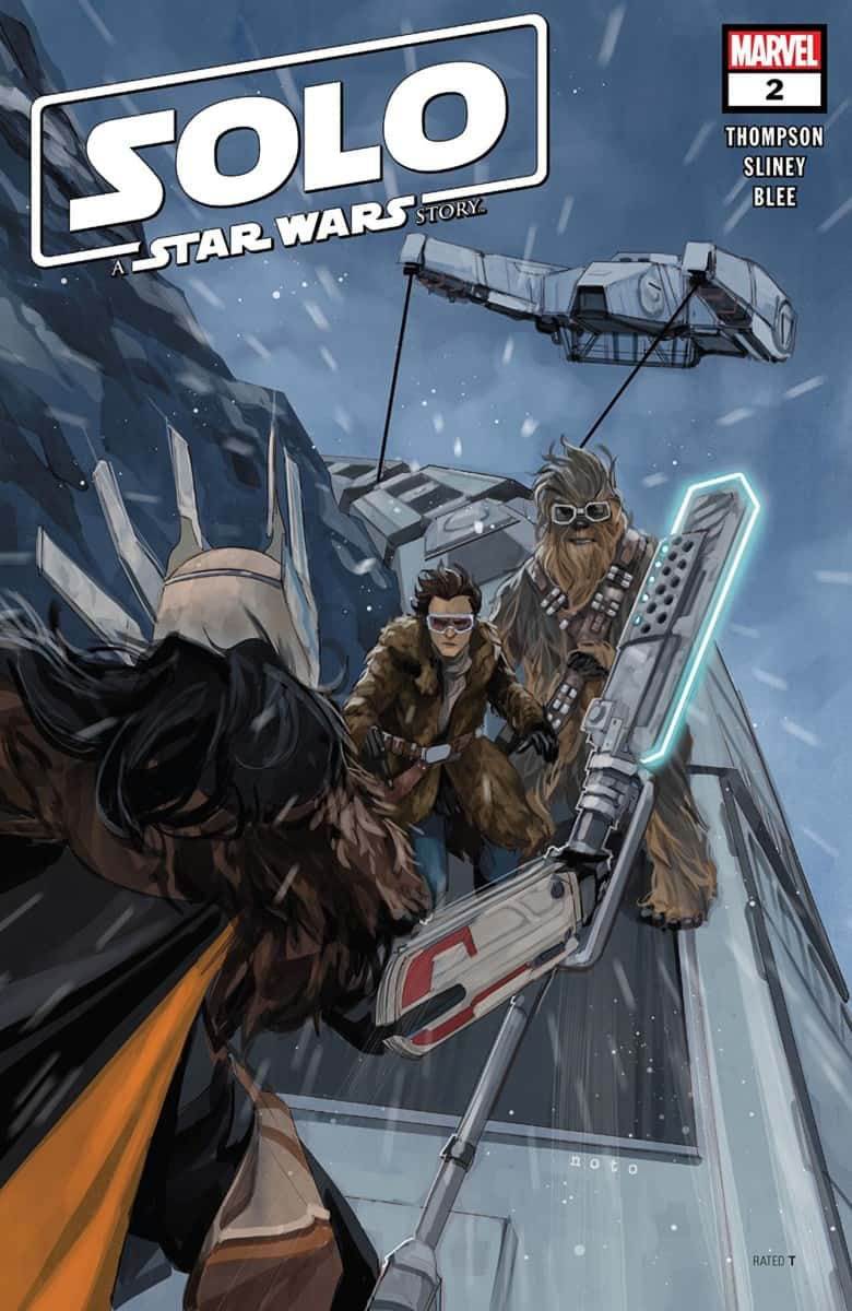 Solo: A Star Wars Story 2 preview page