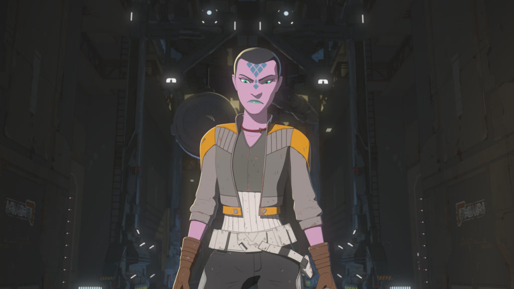 Star Wars Resistance – Synara's Score