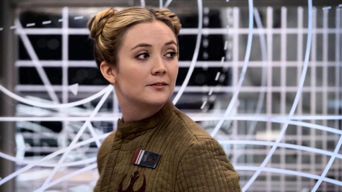 Billie Lourd as Lt. Kaydel Connix