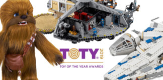 Toy of the Year 2019 Finalists