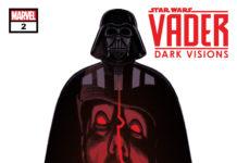 STAR WARS: VADER – DARK VISIONS #2 Cover