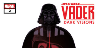 STAR WARS: VADER – DARK VISIONS #2 Cover