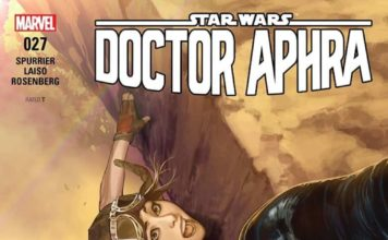 Star Wars: Doctor Aphra 27 Cover
