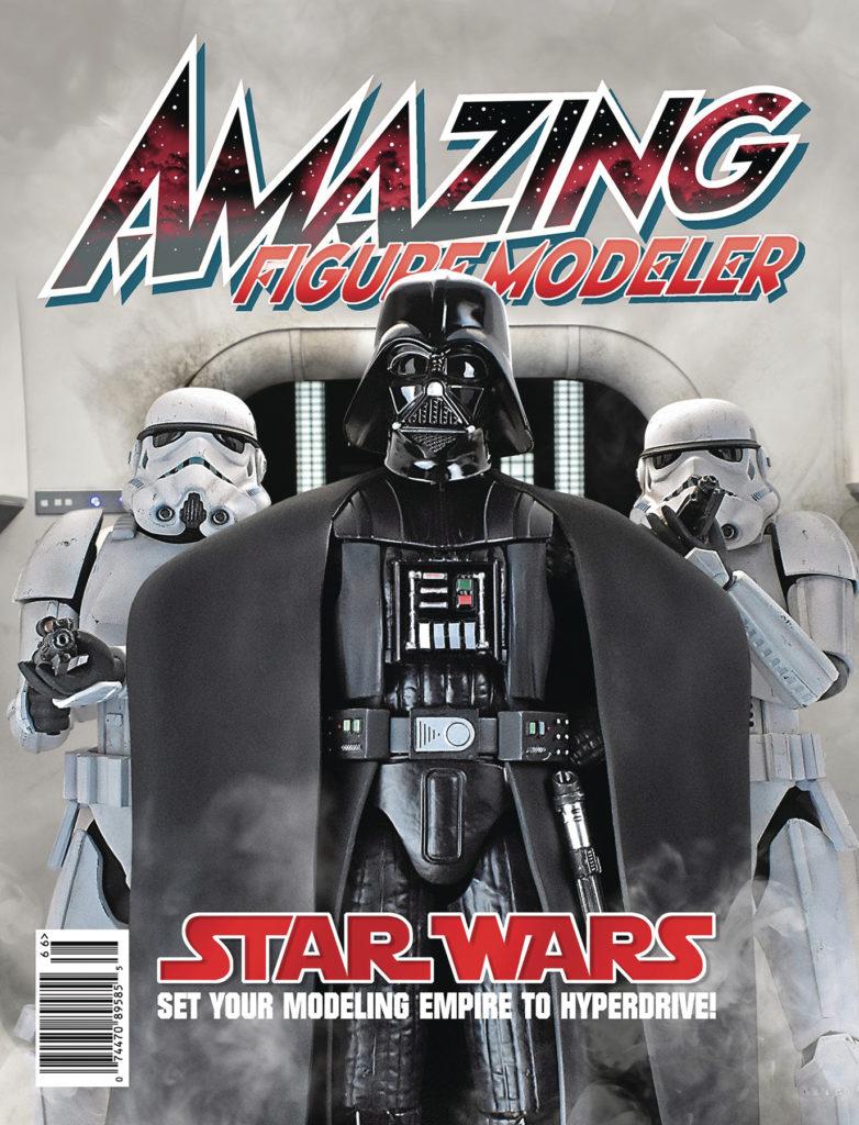 Amazing Figure Modeler 66 Cover