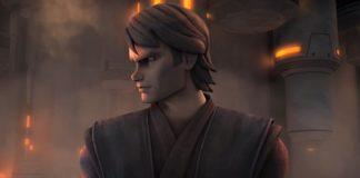 Anakin Skywalker in Star Wars: The Clone Wars