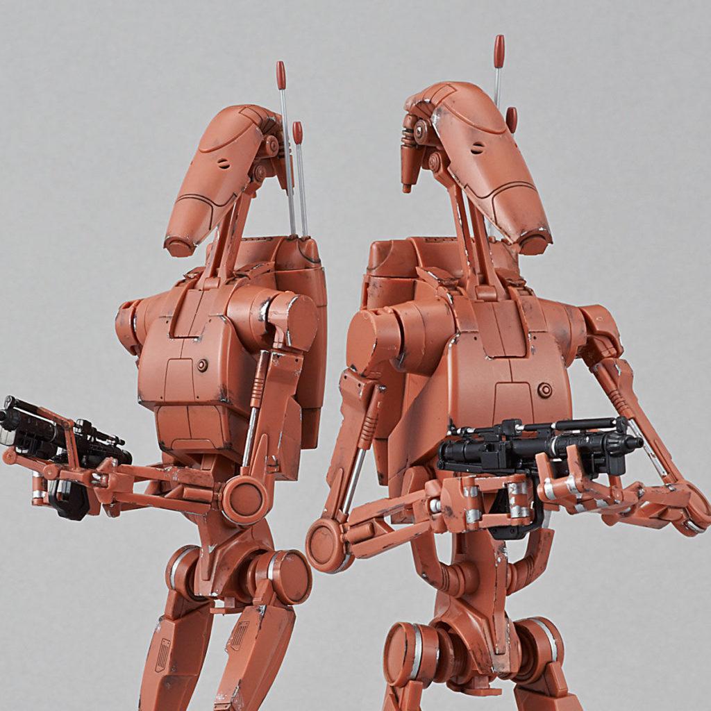 Bandai Battle Droid (Geonosis Variant) Model Kit