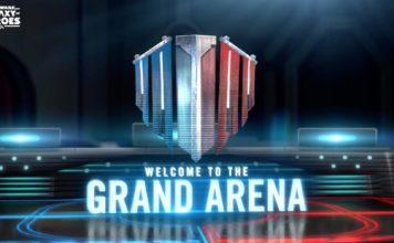 Star Wars: Galaxy of Heroes - Grand Arena Logo